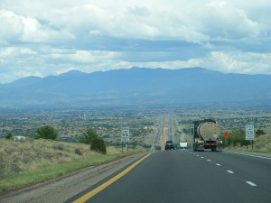In To Santa Fe