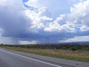 Rain In the Distance