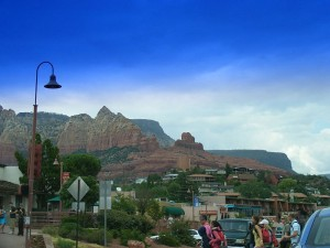 Rocks Over Sedona